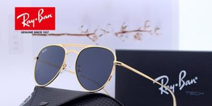 Polaroid explosion proof tempered glass lenses for men and women 2020 classic sunglasses with a full set of boxes