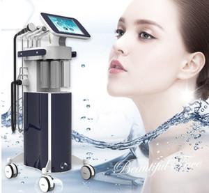 New Hydro dermabrasion facial SPA machine water oxygen water dermabrasion equipment skin lifting skin rejuvenation LLFA
