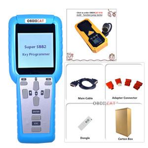 Super SBB2 programmatore chiave auto palmare Super Scanner SBB 2 programmatore chiave IMMO / contachilometri / TPMS / EPS / auto del marchio BMS Supporto Multi