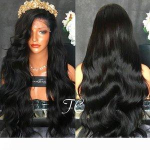 Cabelo Humano Top Grade Melhor 150% Densidade densidade completa Virgin Malásia Grosso cabelo humano peruca Gluess Silk Top peruca cheia do laço barato peruca dianteira do laço