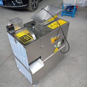 Mais pão populares massa divisor de massa extrusora máquina máquina de corte máquina automática de tipo massa de aço inoxidável