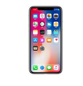 Ursprünglicher frei Refurbished iPhone X iphoneX 4G LTE Handy 3G RAM 64G / 256G ROM Face ID Handy