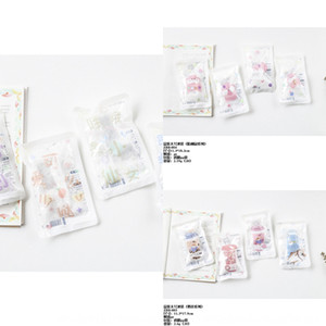 Boxed large bag bag (fashion series) a variety of travel portable outdoor ice bags cartoon cooling ice bags