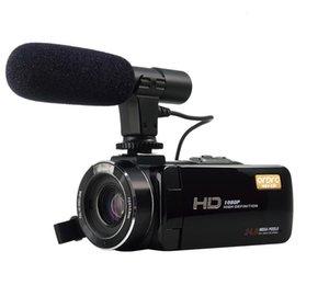 ORDRO HDV-Z20 WIFI 1080P Full HD Digital Video Camera Camcorder 24MP 16X Zoom Recoding 3.0