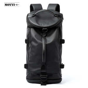 2020 Hot sell mens custom hiking backpack men waterproof travel bag laptop travelling backpack