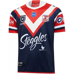 Sydney Roosters 2020 Adultos Camisetas de Rugby Jerseys Maillot Camiseta Magly Tops S-5xl Trikot Camisas Kit Tops