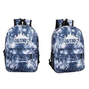 New Arrive Fortnite School Bags Shoulder Bag Custom Large-Volume Game School Bag Fashion Full Printing Personalized Student School Bag Free