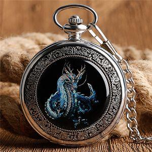 Античные карманные часы римские цифры серебряные ручные ветер механические часы мужчины женские скелетные часы с кулонкой ожерелье цепные подарки