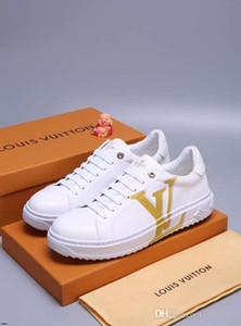 20FW 원래 디자인 손으로 그린 신발 캐주얼 사용자 정의 특수 부대 위장 패턴 낮은 탑 캔버스 스니커즈 유니섹스 선물의 YECQ4