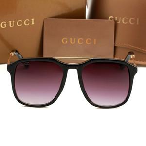 Yeni 0321 marka Güneş Gözlüğü Kanıt Lüks gözlük Tasarımcı Cilalı Siyah Çerçeve Gözlük Gözlük Ücretsiz Kargo