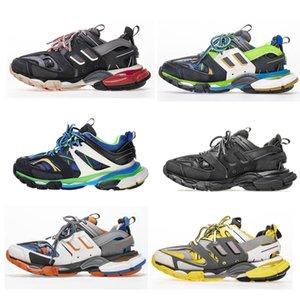 Plate-Forme Respirant Vieux Papa Chaussures 3.0 Mode Jogging Formateurs Haute Qualité Hommes Femmes Chaussures De Course Designer Sport Rack Sneakers Vente Chaude