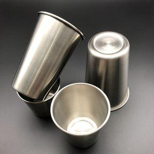 304stainless Steel Bar Чашки и Кружки Бар партии Кофе Вино Коктейль Открытый Переносной Питьевая yq00657 Tool