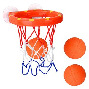 Mini Water Hoops Baby Bath Toys Kids Basketball Shot Parent-child Interaction Intelligence Toys
