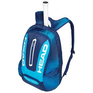 Подлинная голова теннисная ракетка сумка Волан пакет сквош Бадминтон командные виды спорта мужчины рюкзак емкость 1-2 шт Новый 2019
