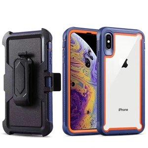 Per Huawei P30 Pro con clip da cintura Protezione completa di tutto il telefono