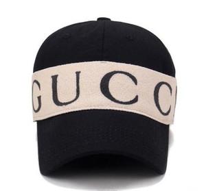 Las mujeres forman bola de lujo sombreros del Snapback de otoño del resorte Marca gorra de béisbol Hombres Mujeres Moda Fútbol sombrero del diseñador