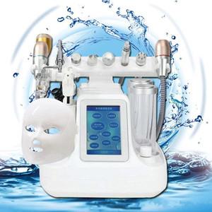 Top Qualité 11 en 1 Hydra Dermabrasion RF Bio-lifting Spa Facial Machine Eau Oxygène Jet Hydro Diamond Peeling Microdermabrasion