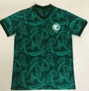 20 21 Saudi Arabia maillots de foot soccer jersey national team 2020 2021 football shirt