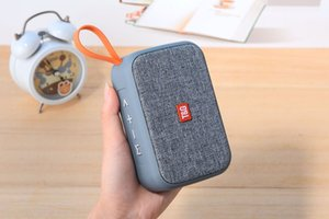MINI Portable TG506 Sans Fil Bluetooth Speake Extérieur Mini Fort Subwoofer Haut-Parleur Conception Pour Téléphone Square Box Haut-Parleur