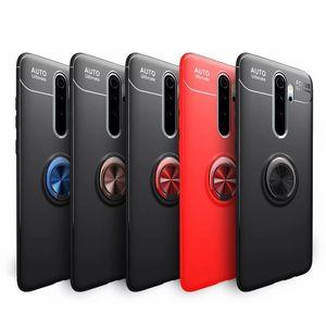 Magnet métal Béquille étui souple pour Xiaomi redmi Note 8 Note Pro 8 Note7 redmi 8A 7A 7 Mi 9 SE Mi8 9Pro