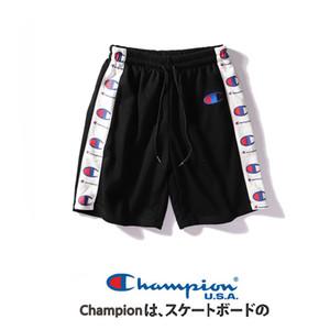 Männer Designershorts Sommer Kurzschluss-Hosen Art und Weise gedruckte Kordelzug Shorts entspannter Luxus Jogginghose Brandshorts 333 20022103Y