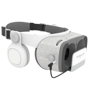Gafas de Realidad Virtual 3D Glasses original bobovr Z5 / BoBo Caja Z5 VR Lentes con auriculares estéreo caja para Smartphone