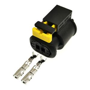 Pino 2 automático de alta tensão pacote bujão bobina de ignição, temporização da válvula variável / VVT obturador da válvula de solenóide para Buick, Chevrolet, Haval H6