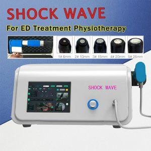 2020 portátil Ortopedia Acoustic Wave de choque radiales para fisioterapia máquina / shock equipo de terapia de onda para ED