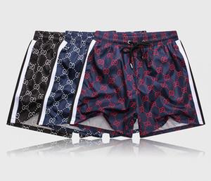 2020 Großhandel Sommer-Mode-Männer Shorts Boardshorts, schnelltrocknende Badebekleidungs-Druck Brett-Strand-Hosen Herren Badeshorts
