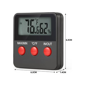 digital temperature and humidity meter thermometer hygrometer temp humidity monitor meter for egg incubator pet keeping pet products