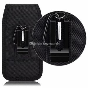 Sport Nylon Holster Belt Clip Pouch Phone Universal Case Cover For 3.5-6.3 inch iPhone 11 pro max XS MAX X XR 7G 8G Samsung S8 S9 S10 PLUS
