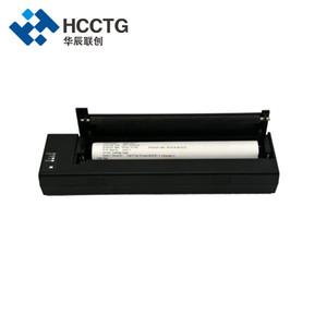 윈도우 안드로이드 HCC-A4P를 들어 고속 휴대용 와이파이 / USB 모바일 열 A4 용지 크기 미니 프린터