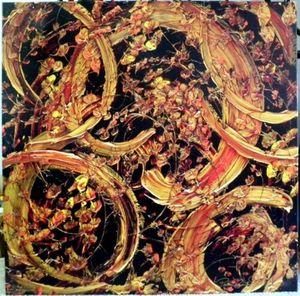 PAMELA Suchumi - PEONIES IN LOVE Home Decor Handbemalte HD-Druck-Ölgemälde auf Leinwand-Wand-Kunst Leinwandbilder 191102