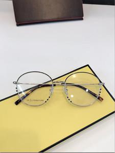 New eyeglasses frame 0001 Spectacle Frame eyeglasses for Men Women Myopia Glasses frame clear lens With Original case
