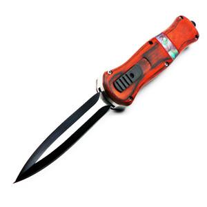бабочка A109 D2 лезвие 9inch двойного действия двойного действия Складной карманный нож выживания Xmas подарок Нож карманный инструмент