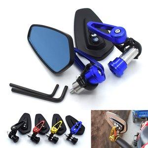"""Für Universal 7/8 """"22mm motorrad rückspiegel griff stangenende spiegel Für HONDA PCX125 PCX150 CBR900RR CBR919RR CBR893RR"""