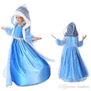Girl Dress Dress For Girl 2019 New Hot Princess Dresses Brand Girls Dress Children Clothing free DHL