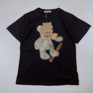 Diseñador 20ss verano camisetas para mujer para hombre camisetas Primavera de manga corta camisas de marca Outerwears Fishion de lujo de calidad superior Tees Tees FF 2041105H