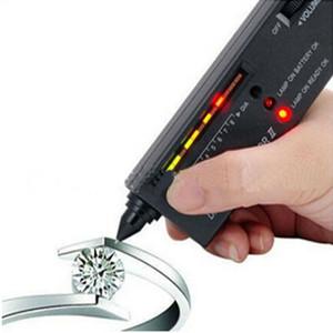 Probador del diamante V2 II Moissanite del selector Joyas de piedras preciosas gemas LED Set de herramientas
