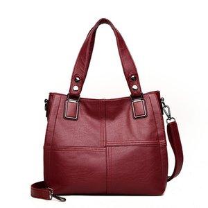 2019 Handtaschen aus Leder diagonal Paket Mode Miss lässige Ledertasche