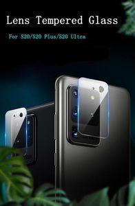 Объектив камеры пленка Гибкая Стекловолокно для Samsung Galaxy S20 Ультра S10 S9 S8 Plus Screen Protector для iPhone 11 про макс X XR XS с розничной продажи