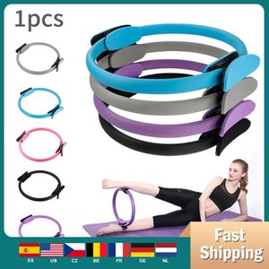 Professional Yoga Circle Ring Kit Magic Ring Women Fitness Resistance Circle Gym Workout Pilate Accessorie