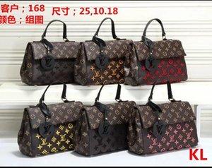 vgh clásico de alta calidad estilo de la moda bolsos de las mujeres del monedero del hombro Bolsas Mensajero bolso de la carpeta Señora Bolsas de Mano