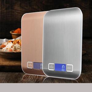 Mini portable Cuisine LCD Balance électronique numérique Balances alimentaire postale échelle de poche Cuisine légumes pesée