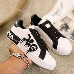 xshfbcl luxe limited Top quality Mens leather casual shoes progettista Platforms Print pattern couple shoes fashion personality wild sports