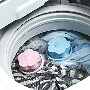 Epilator filter bag cleaning ball bag dirty collector device wool floating laundry ball washing machine parts