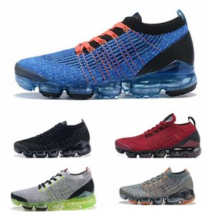 Neutral Olive Heritage 2020 Men and Women Knit Running Shoes Vapors ACRONYM Light Bone 2.0 Laser Orange Male Outdoor Sports Sneakers