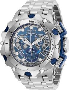 Оптовая INVICTA Brand Watch Reserve Venom Мужчины Модель 27792 - Мужские часы Swiss Quartz 51мм из нержавеющей стали Пластиковые золото для Dropshipping