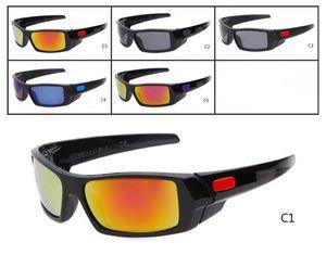 Homens Marca Óculos De Sol Esportes Ciclismo Óculos De Sol Das Mulheres Óculos De Sol Proteção UV UV400 Revestimento Reflexivo Eyewear 5 Cores