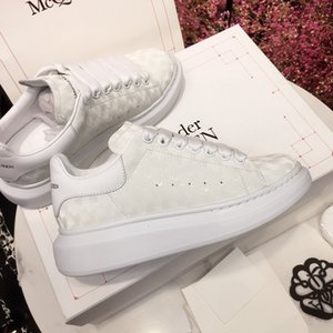 2020scarpe da uomo di conception de luxe chaussures femmes chaussures de plate-forme chaussures de sport BASKET PLATEFORME scarpe MQ